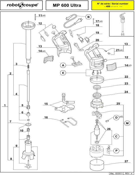 RC_MP_600_ULTRA_PARTS.700 robot coupe mp 600 ultra stick blenders spare parts robot coupe Wiring Diagram for Robot Coupe R2 Dice at mifinder.co
