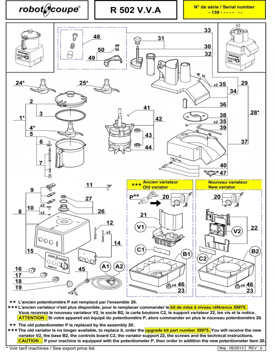 RC_R502_VV_A_PARTS_copy.700 robot coupe r502 v v a food processor spare parts robot coupe Wiring Diagram for Robot Coupe R2 Dice at mifinder.co