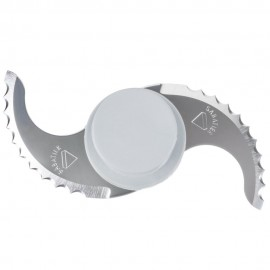 ROBOT COUPE COARSE SERRATED BLADE FOR R301 / R301 ULTRA - 27288