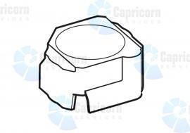 [25] ROBOT COUPE MINI MP 240 V.V. COMBI - VENTILATOR PIPE 89066