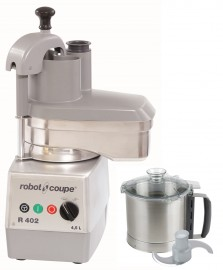 ROBOT COUPE R402 FOOD PROCESSOR SINGLE PHASE 2458 - R402 230/50/1