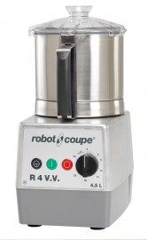 ROBOT COUPE R4 V.V. TABLE TOP CUTTER 22412 / 22442 - R4 V.V. 230V/50/1