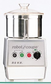 ROBOT COUPE R5 V.V. TABLE TOP CUTTER 24337 - R5 V.V. 230V/50/1
