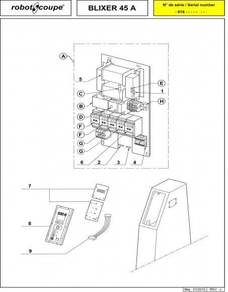 Blixer 45 A Spares - Page 2