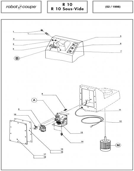 R10 Sous-Vide Spares P2
