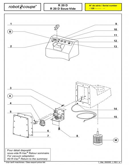 R20 D Sous-Vide Spares - Page 2
