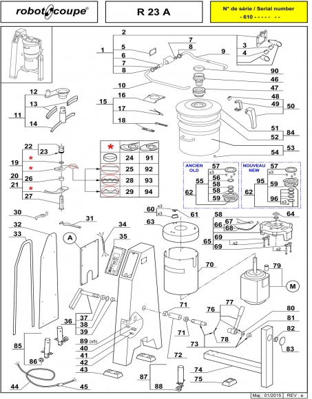 R23 A Spares - Page 1
