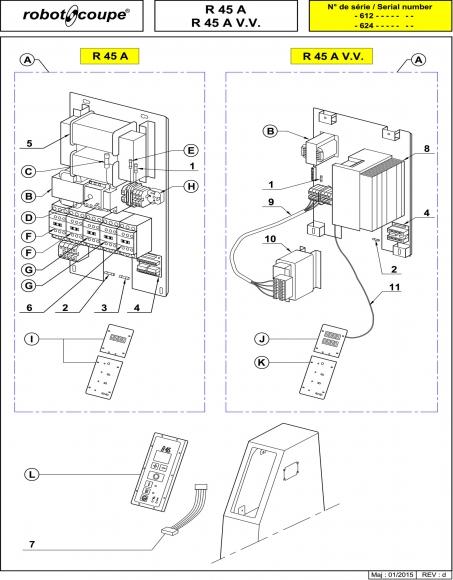 R45 A / R45 A V.V. Spares - Page 2
