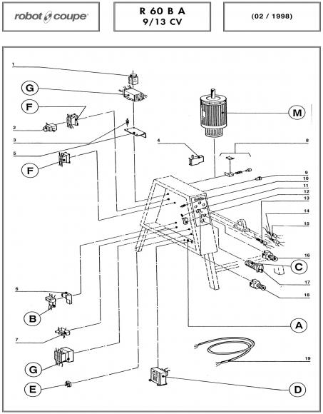 R60B A 9/13 CV Spares - Page 2