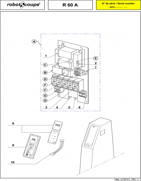 R60 A Spares - Page 2
