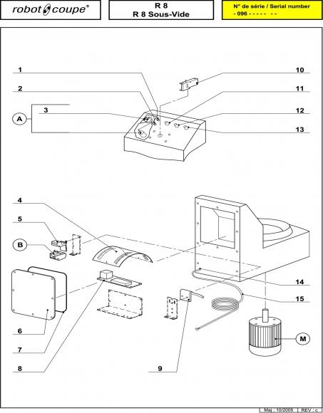 R8 Sous-Vide Spares Page 2